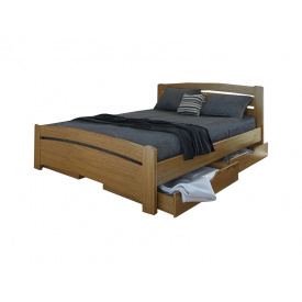 Ліжко Грін плюс 120х200 вільха