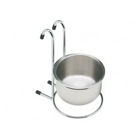Чаша для кухонных аксессуаров GIFF хром