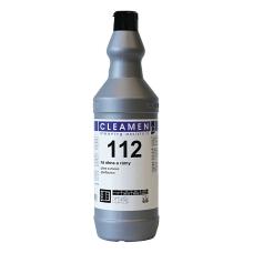 Моющее для окон и рам CLEAMEN 112 - 1 л