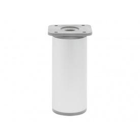 Опора регулируемая цилиндрическая GIFF NA03 мм 100 алюминий