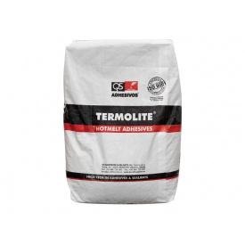 Клей TERMOLITE ТЕ-60 - 1 кг 25 кг в мешке натуральный 160-190°С