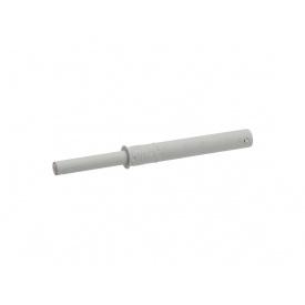 Толкатель Italiana Ferramenta K-PUSH TECH мм 37 мм с магнитом серый