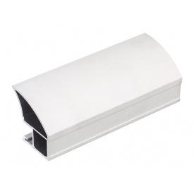 Вертикальный открытый профиль Slider Avenue белый матовый мм 5200