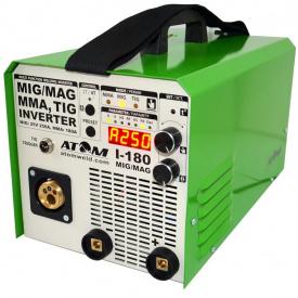 Полуавтомат Atom I-180 MIG/MAG без горелки и кабелей