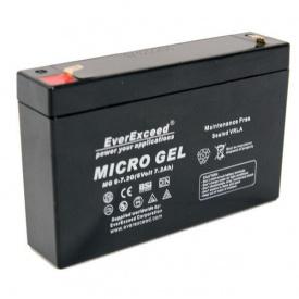 Аккумулятор EverExceed MG 6-7.2G