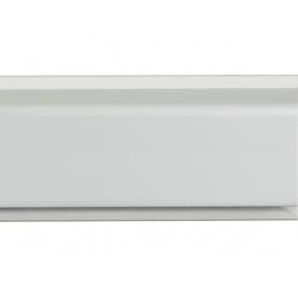 Плинтус кухонный Linken System МИНИ алюм. мм 4000