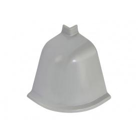 Угол к плинтусу Rehau 118 90* 98170 Оловяно-серый-внешний
