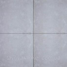 Террасная плита MBI GeoCeramica® Concreet Silver 60*60*4, 80*40*4
