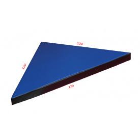 Гимнастический мат Угловой 120х170