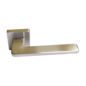 Дверна ручка SYSTEM GIADA Матовий нікель