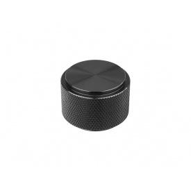 Ручка кнопка Virno Lines 407/16 черный