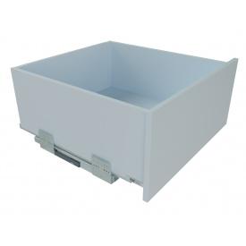 Выдвижной ящик с отталкивателем GIFF PRIME FlatBox мм 450 мм 199 белый