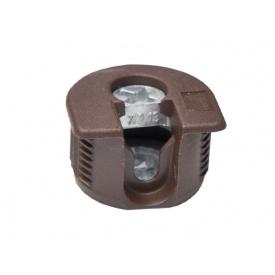 Стяжка эксцентриковая Hettich VB35 M/16 коричневый 9.066.718