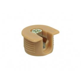 Стяжка і зацеп з болтом 19 Linken System LS-Fix світло-коричневий 16695