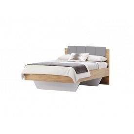 Ліжко Рамона 140х200 з м'якою спинкою