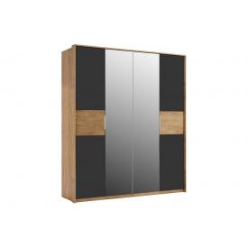 Шкаф Рамона четырехдверный с зеркалами
