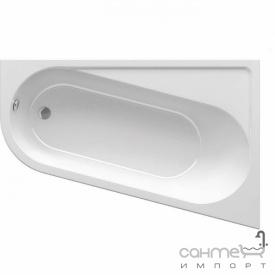Акриловая ванна Ravak Chrome 170х105 правосторонняя