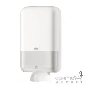 Диспенсер для туалетного паперу Tork 556000 білий пластик
