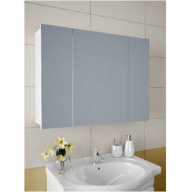 Шкаф зеркальный Garnitur.plus в ванную без подсветки 80N (DP-V-200218)