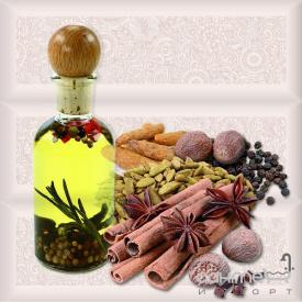 Плитка керамическая декор ABSOLUT KERAMIKA Serie Spices Composition Spices (специи)