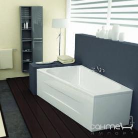 Правобічна акрилова ванна Kolpa-San Beatrice-D 170