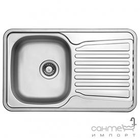 Кухонная мойка Ukinox Comfort COL 780.480 GT 6K декор