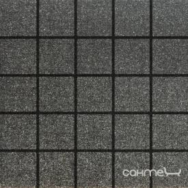 Плитка мозаїка 30х30 Grespania Nexo Noam Negro чорна