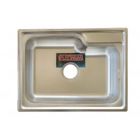 Кухонная Мойка Platinum 5845 Décor