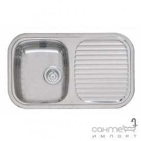 Кухонна мийка, виразний стандартний монтаж Reginoх Regent 10 A Нержавіюча Сталь