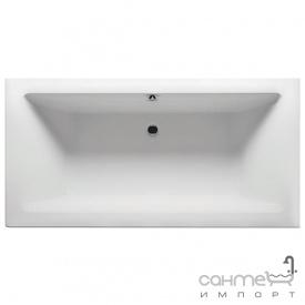 Акрилова ванна Riho Lugo Velvet 180x80 BT0210500000000 матова біла