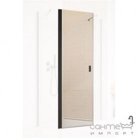 Двері для пентагональної душової кабіни Radaway NES Black PTJ 10052000-54-01L лівостороння