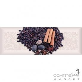 Плитка керамическая декор ABSOLUT KERAMIKA Serie Spices Decor 02 (корица, бадьян, кофе)