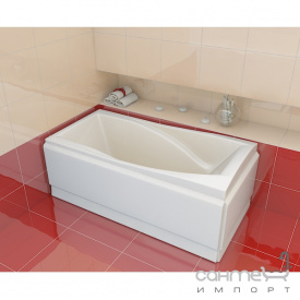 Прямокутна ванна Artel Plast Бажаю
