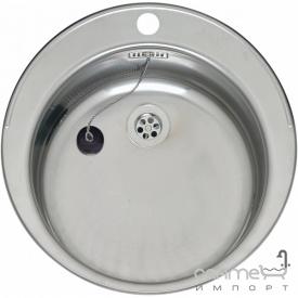 Кухонна мийка, виразний стандартний монтаж Reginoх R18 380 A OSK Нержавіюча Сталь