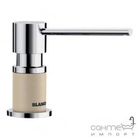 Дозатор жидкого моющего средства Blanco Lato 525813 хром/шампань