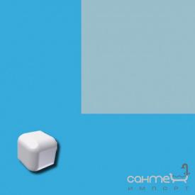Плитка (зовнішній кутовий елемент) Rako Pool GTVR4003 матова гладка