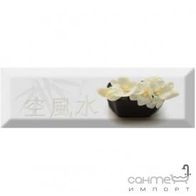 Плитка керамическая декор ABSOLUT KERAMIKA Serie Japan Tea 04 A
