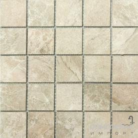 Мозаїка 30х30 Grespania Icaria Dedalo Beige бежева під натуральний камінь