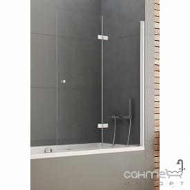 Шторка для ванни New Trendy New Soleo P 120 P-0031 права прозоре скло