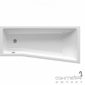 Акриловая ванна Ravak BeHappy II 150х75 левосторонняя C981000000