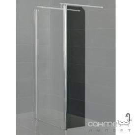 Боковой сегмент для душевой перегородки Volle Walk-In 18-09-35 прозрачное стекло