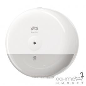 Диспенсер для туалетного паперу Tork SmartOne 681000 білий пластик
