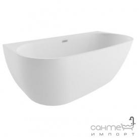 Ванна акриловая отдельностоящая Polimat Risa 170х80 00441 белый