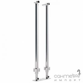 Душевые колонны к смесителю для ванны GRB 075 100 Хром