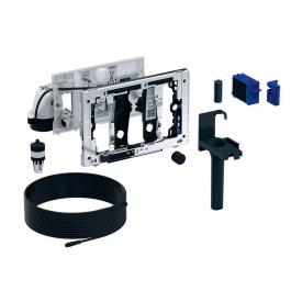 Модуль удаления запахов c автоматическим пуском GEBERIT DUOFRESH для бачка Sigma 12см серый антрацит RАL 7016 115.050.BZ.1