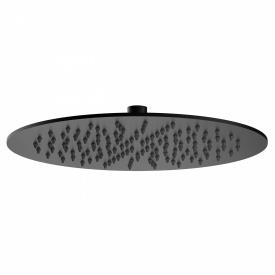 Душ верхний VOLLE 300х4 мм черный мат 16008105