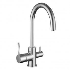 DAICY U смеситель для кухни с подключением питьевой воды хром IMPRESE 55009-U