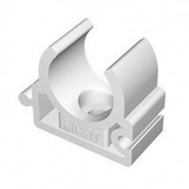 Хомут для труб PP-R одинарний 25 мм