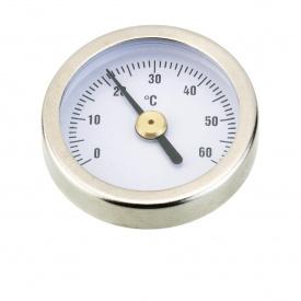 Термометр 0-60 град 35мм (біметал.)