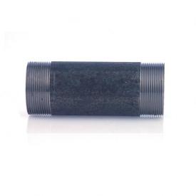 """Різьблення чорне 2"""" 150 мм НН"""